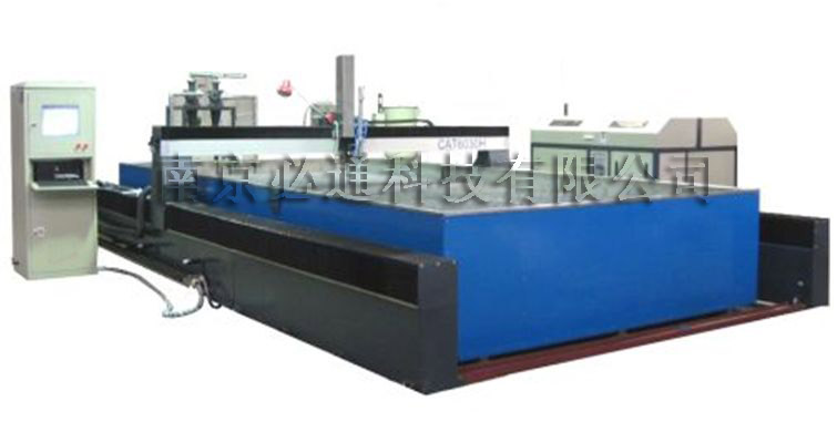 large waterjet machine